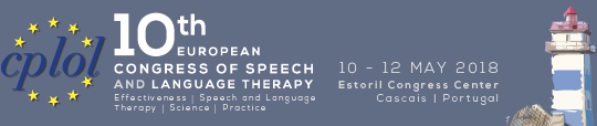 10th European Congress of Speech and Language Therapy